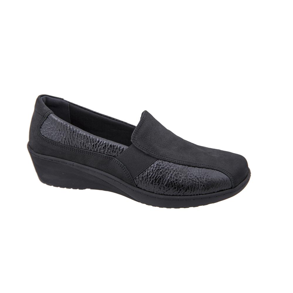 נעלי נוחות גומיות בצד